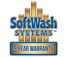 SoftWash Systems 5 Year Warranry